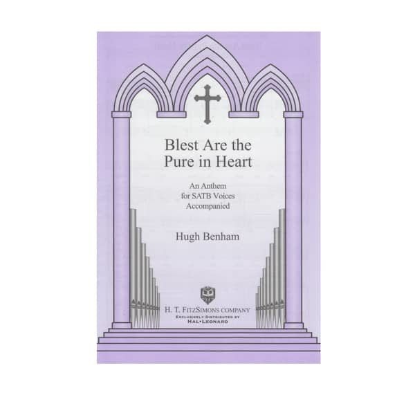 Blest Are the Pure in Heart