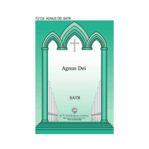 F2134 Agnus Dei