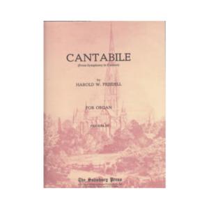 Cantabile Organ