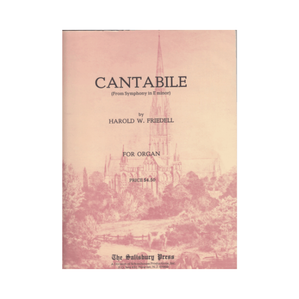Cantabile Organ