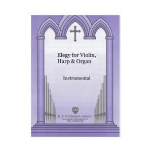 Elegy For Violin, Harp,& Organ