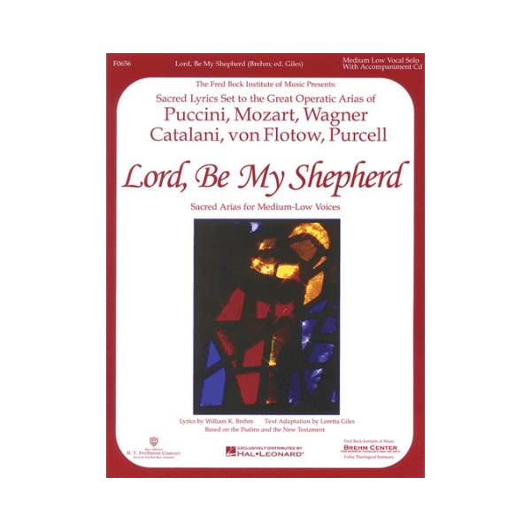 Lord, Be My Shepherd