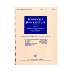 Hommage A Jean Langlais