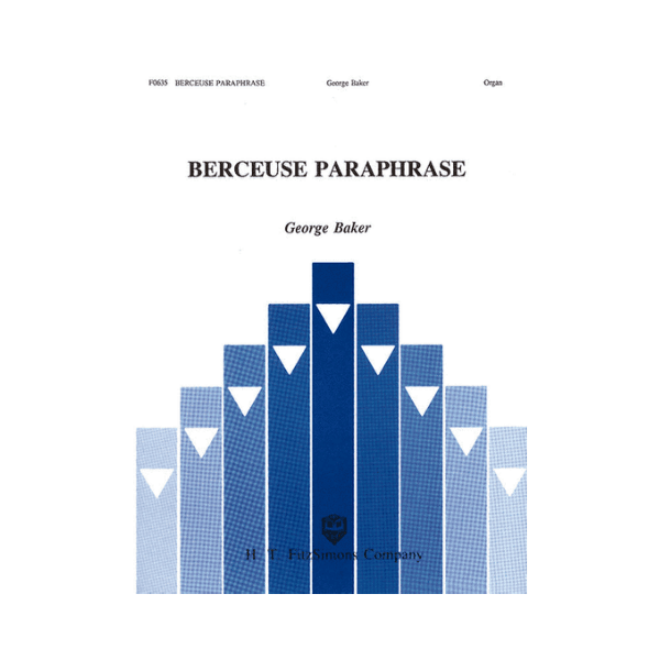 Berceuse Paraphase
