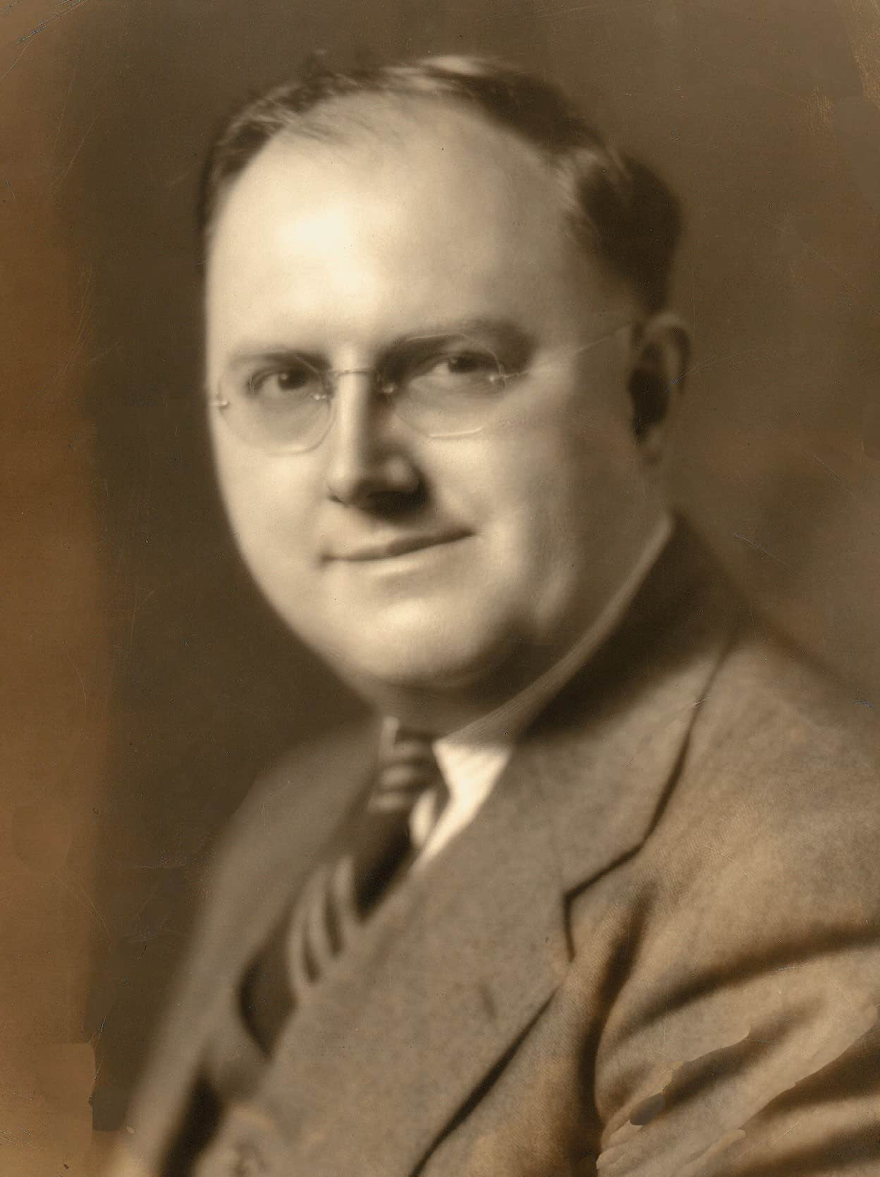 Harold Friedell